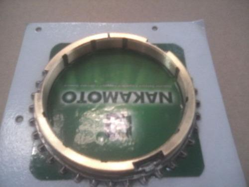 anel sincronizador 3 / 4 / 5 l200 gls 1996 a 2003