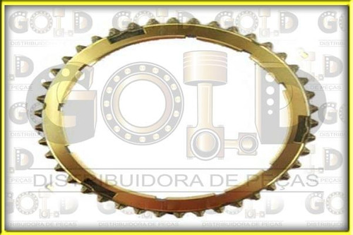 anel sincronizador l200 gl/ gls 4x4 (96/...) (2ª marcha)