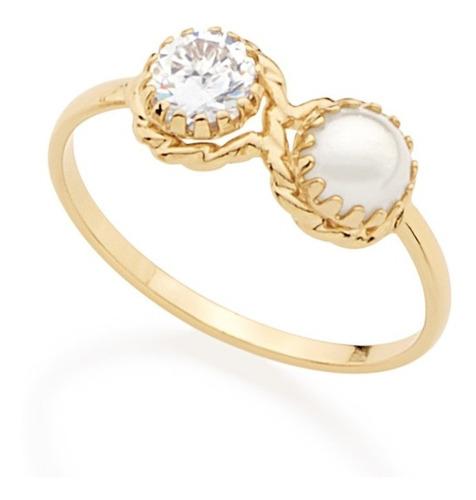 anel skinny ring feminino f. ouro 18k rommanel 512166