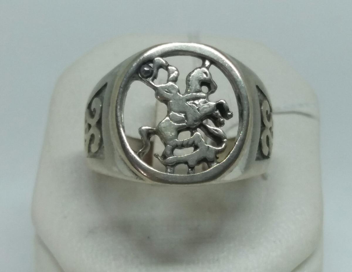 47b9d5aca7 anel são jorge oval vazado - prata - 925. Carregando zoom.