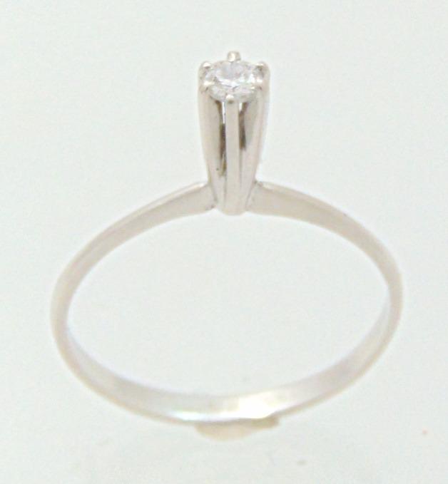 73e5b7462b4 Anel Solitário C Diamante 0