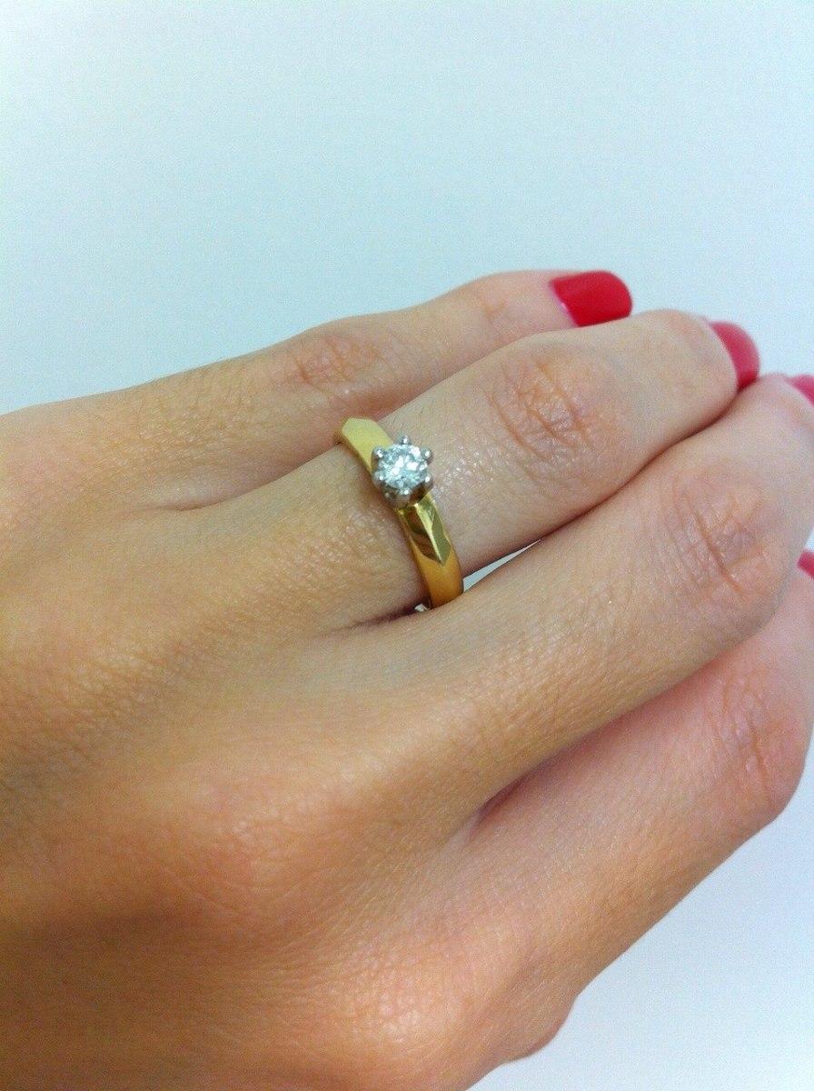 70a59e15901f9 anel solitário de diamantes. 20 pontos. noivado, presente. Carregando zoom.