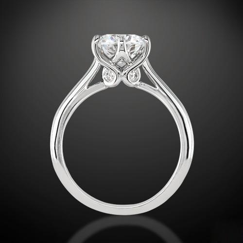 anel solitário diamante 40 pontos an20-0060-40
