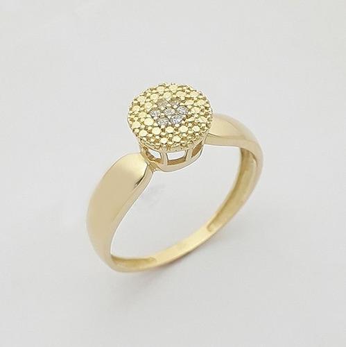 anel solitário feminino feminino