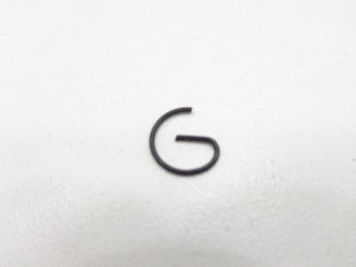 anel trava pino pistao / roçadeira gasolina toyama rt33lx - 62151
