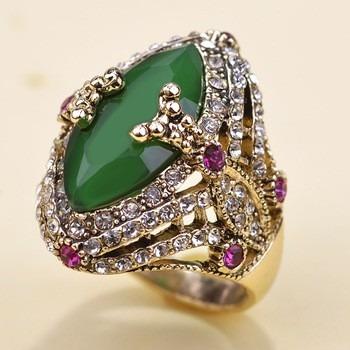 anel turco gota d'água