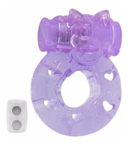 anel vibrador peniano estimulador clítoris silicone sex shop