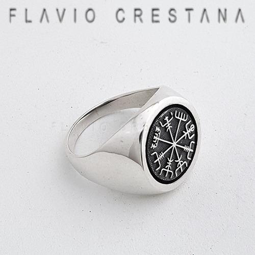 anel viking vegvisir, simbologia nordica, prata 925. fabrica
