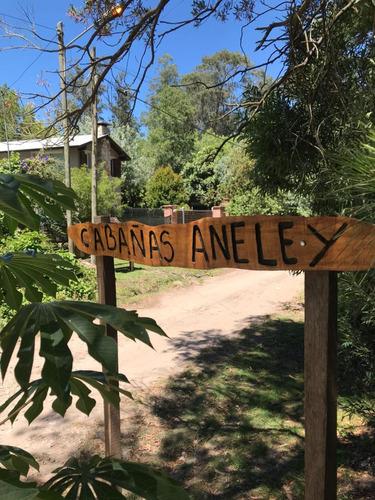 aneley cabañas del bosque