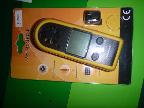 anemómetro digital gm816