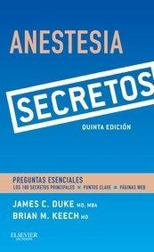 anestesia secretos 5ed de duke 5ed 2016