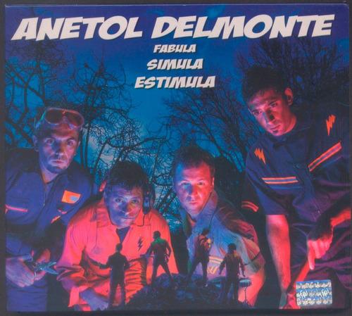anetol delmonte - fabula,simula y estimula en cd. original