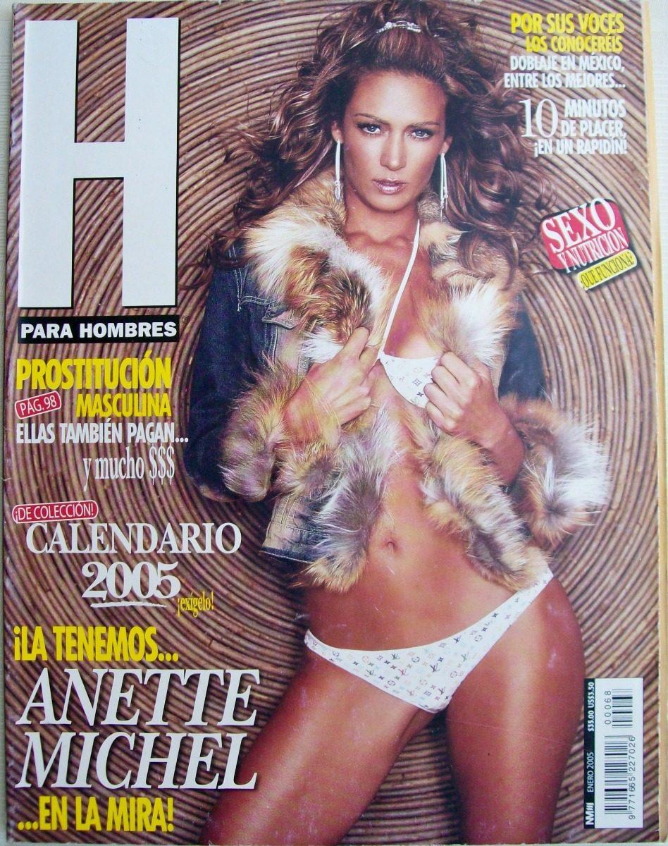 Anette Michel H anette michel. revista h.