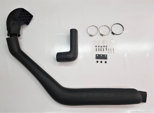 anfibio o snorkel toyota hilux 107 series en plastico abs