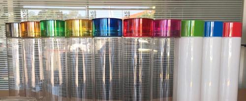 anfora lake cilindro 850 ml. paquete 25 piezas