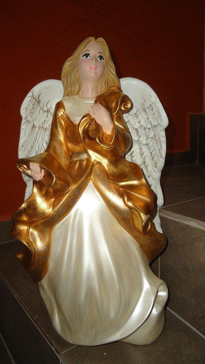 Angel De Ceramica En Mercado Libre