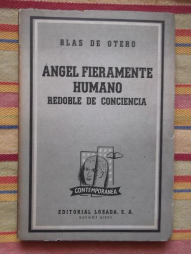 angel fieramente humano blas de otero 1960