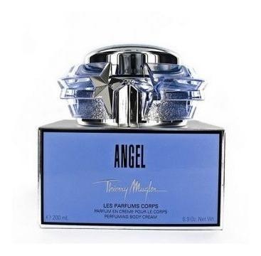 angel mugler pasta 200gr - original lacrado