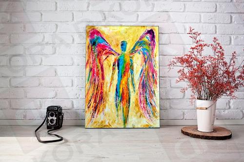 angeles cuadros en canvas