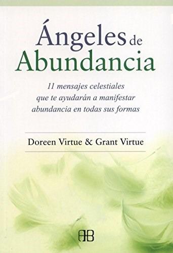 ángeles de la abundancia, doreen virtue, arkano