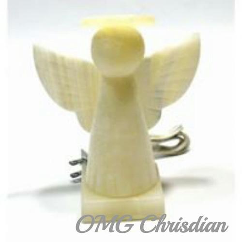 ángeles en ónix.
