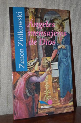 ángeles mensajeros de dios