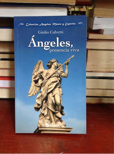 ángeles, presencia viva por giulio calvetti