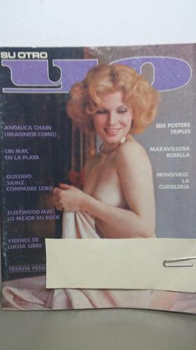 angelica chain  revista su otro yo nov 1977