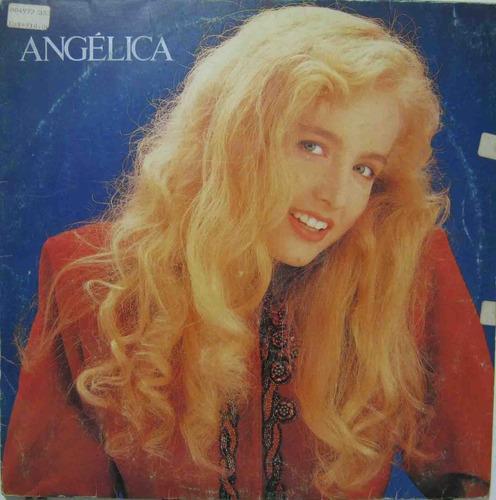 angelica - lp corpo humano - cbs 1990