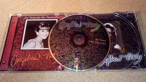 ángelica maría cd los temas de mis telenovelas excelente