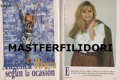 angelica rivera flavio cesar 15ª20 de agosto 1994 thalia