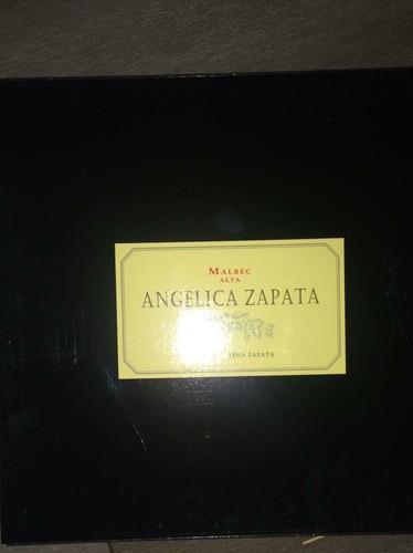 angelica zapata alta malbec 2013 750ml buen chupi zona norte