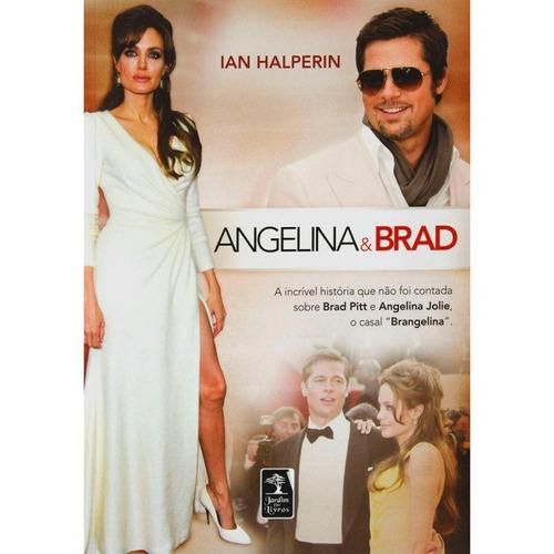 angelina & brad livro