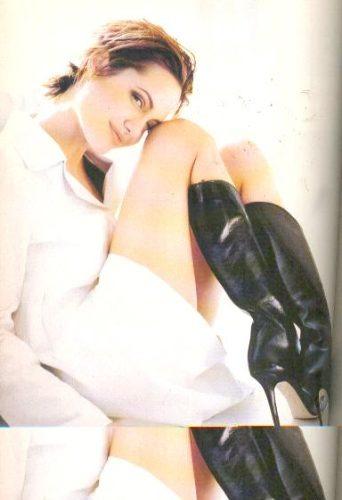 angelina jolie : ensaio da empire !!de 2000 !!