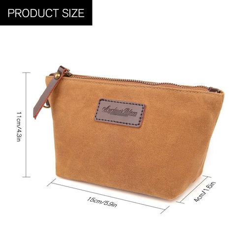 b50fa0f34662 Angelina's Palace Makeup Bag Women Travel Cosmetic Bags Port