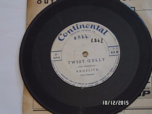 angelita - twist gully - compacto/ ep 12