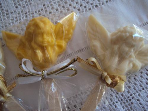 angelitos de chocolate