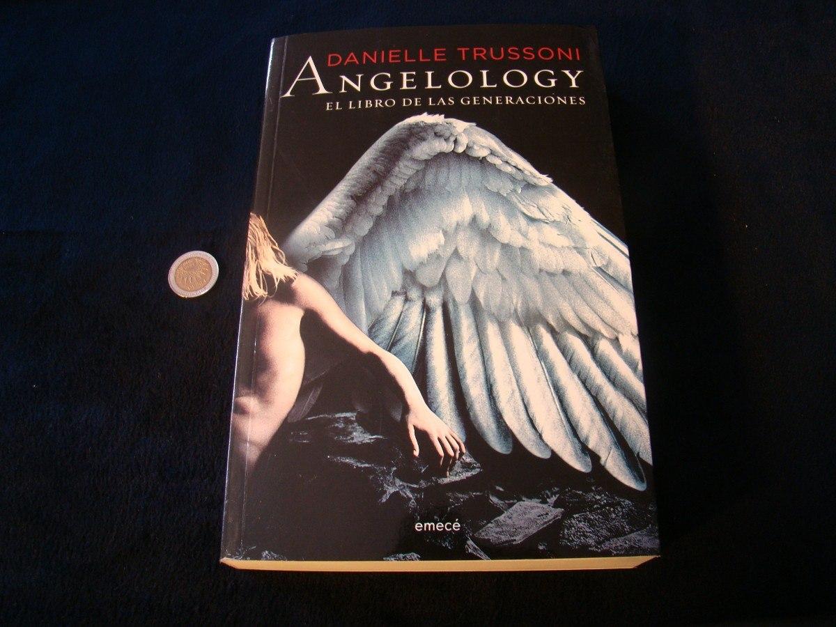 Angelology El Libro De Las Generaciones D Trussoni Nuevo