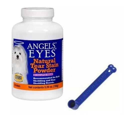 angels angel eyes tira manchas 150gr frango frete gratis