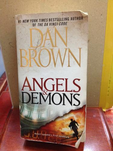 angels & demons - dan brown - pocket books - 2006