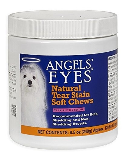 angels eyes natural 240g cães gatos tira mancha original rj