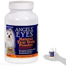 angels eyes original frango 75g p/ cães e gatos tira manchas