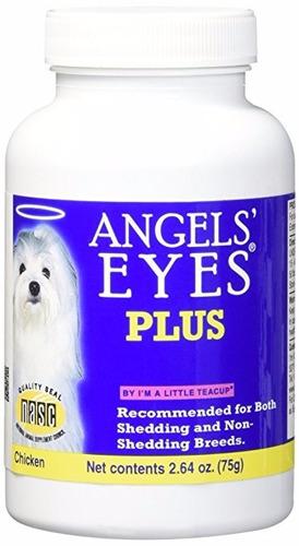 angels eyes plus -sabor frango - 75g - não tem antibiotico!