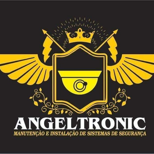 angeltronic - sistema de segurança eletrônica