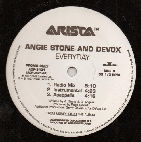 angie stone and devox / b.nubian - everyday / keep it bubbln