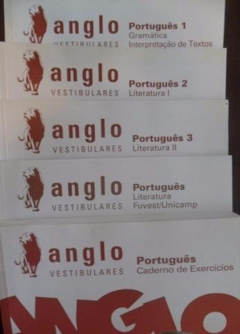 Apostilas anglo vestibulares Torrent