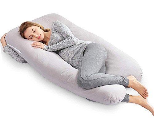 angqi 55  almohada de cuerpo embarazo, maternidad u almohad