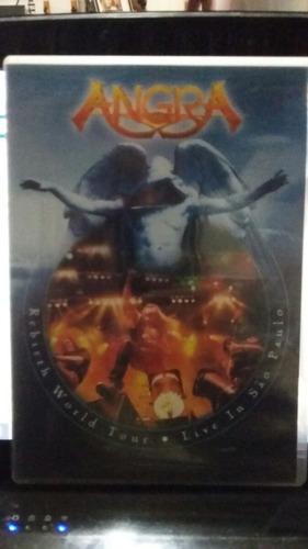 angra dvd ribirth live(shaman-viper-andre matos)