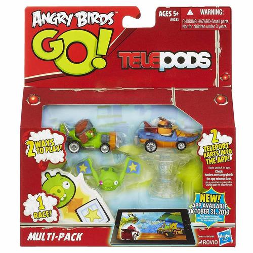 angry birds go! multi pack - giro didáctico tienda oficial