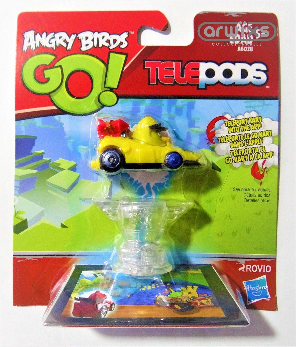 Angry Birds Go Telepods Chuck